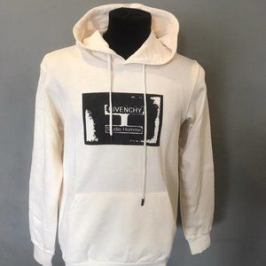 GIVENCHY MALE HOODED 100% COTTON
